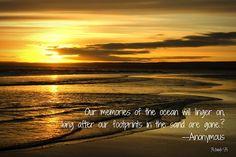 Beach Living Quote