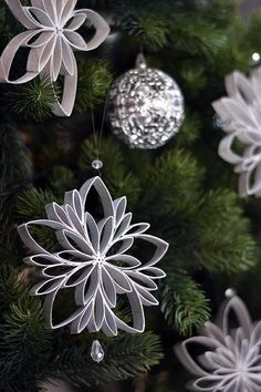 Christmas Glass Cracker Purple Handmade Photophore