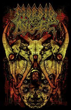 Morbid Angel by ryankasparian on DeviantArt