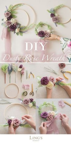 Beautiful for wedding! French style chic artificial rose, find 32 colors – weddix Beautiful for wedding! French style chic artificial rose, find 32 colors Beautiful for wedding! Diy Crafts To Sell, Home Crafts, Arts And Crafts, Baby Crafts, Fleurs Diy, Foam Roses, Floral Hoops, Deco Floral, Floral Cake