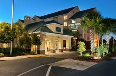 Homewood Suites by Hilton Orlando-Nearest to Universal Studios Orlando (Florida) Experience all of the comforts of home, including full kitchens along with a variety of free amenities, only seconds from Orlando's Universal Theme Parks as well as Interstate 4.