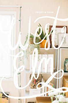 West Elm Feature! | Eva Black Design