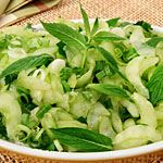 Cucumber Salad With Fresh Mint recipe - Canadian Living