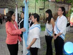 La Gobernadora de Catamarca, Lucia Corpacci encabezó en la Casa de la Cultura, el acto central por el Día Internacional del Turismo
