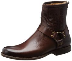 FRYE Women's Phillip Harness Ankle Boot *** Remarkable product available now. : Women's boots