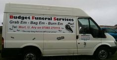 A different approach to a man with a van service.