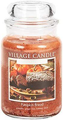 Glass Jars, Candle Jars, Pumpkin Bread, Scented Candles, Food, Farmhouse, Medium, Link, Kitchen