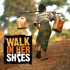Walk in solidarity with women and girls in the developing world who walk many miles every day collecting water and firewood for their families. These gruelling daily chores mean they often don't have time to reach their full potential in life. CARE is building wells, boreholes and standing taps close to their homes, allowing them more time to go to school or work. This March, walk 10,000 steps a day in solidarity and raise money for women and girls in developing countries.