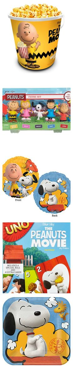 Let's celebrate! The Peanuts Movie is finally here! Throw a party with Snoopy, Charlie Brown and the gang with party supplies, balloons, games, books, toys, bedding and more memorabilia. Start shopping at CollectPeanuts.com and help support our site.