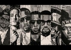 Hip-Hop's Cash Kings On Canvas Borbay 2011  Hip-Hop's Cash Kings On Canvas    New York-based artist Borbay is set to launch his Kings of Hip-Hop exhibition; click through to see the individual paintings. Coincidentally, seven of Borbay's eight subjects are on Forbes' Hip-Hop Cash Kings list this year.