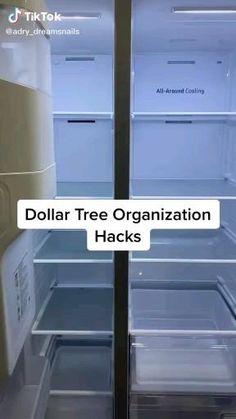 Refrigerator Organization, Kitchen Organization Pantry, Home Organization Hacks, Closet Organization, Kitchen Storage, Organized Fridge, Freezer Organization, Fridge Storage, How To Organize Fridge