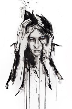 Watercolor Paintings by Agnes Cecile | Pondly