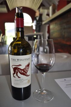 The Wolftrap Syrah from South America.