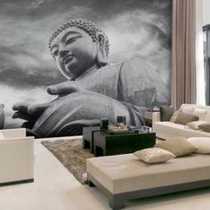 Velkoformátová tapeta Buddha, 366x254 cm