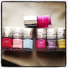 Gap nail polish as featured by Mattis. Nail Polishes, Nails, Make Me Up, How To Make, Gap Outfits, Gifts For Teens, Nifty, Instagram Fashion, Nail Ideas