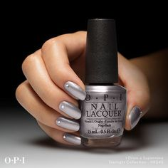 This pewter is a must. Add to cart please. #OPIStarlight