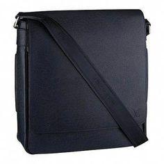 3a51e5d730baa Louis Vuitton Milo Taiga Leather Black  Louisvuittonhandbags