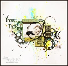 2 Crafty Chipboard : August Inspiration Share By Beck BT