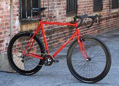 Tomii   Cross   Road bike