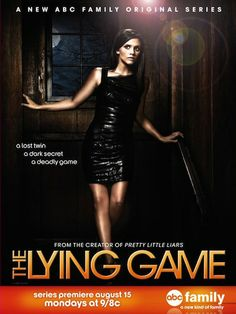 Anyone else obsessed with The Lying game??