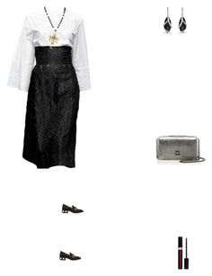 """Grace"" by zoechengrace on Polyvore featuring Dolce&Gabbana, Gucci, Akris, David Yurman and Christian Dior"