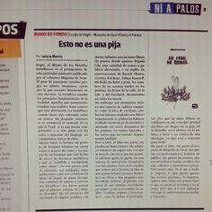 Reeña La pija de Hegel, de Máquina de lavar, por Leticia Martin 13 de julio de 2014 http://www.niapalos.org/?p=16737