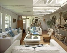 Beach Cottage Interior Design Design, Pictures, Remodel, Decor and Ideas