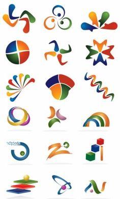 abstract logo vector Eps Vector, Vector Free, Abstract Logo, Graphic Design Art, Symbols, Logo Designing, Logos, Illustration, Inspiration
