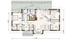 My Dream, Floor Plans, Flooring, How To Plan, Architecture, Houses, Dreams, Home Decor, Arquitetura