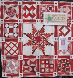 Kansas City Star Quilts. Fall Market 2012 photo by Kristyne Czepuryk at Pretty by Hand