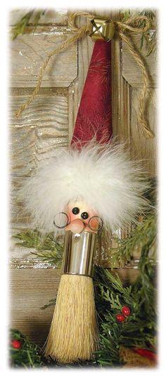 Noel Christmas, Homemade Christmas, All Things Christmas, Winter Christmas, Cabin Christmas, Santa Crafts, Christmas Projects, Holiday Crafts, Christmas Ideas