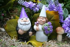 43 garden gnomes you can not do without - Comfortable home