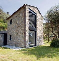 Ristrutturazione di una casa rurale - Ristrutturare casa - Bricoportale, il Portale del Fai da Te