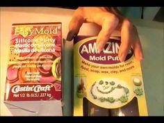 ▶ Mold Putty Comparison - Amazing Putty vs. Easy Mold - YouTube