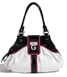 G by GUESS Youra Tote. I want this bag!!