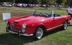 Maserati, Ferrari, Alfa Romeo Spider, Alfa Romeo Cars, Cabriolet, Antique Cars, Classic Cars, Automobile, Wwii