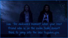 Pretty Little Liars awkward moment