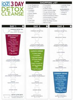 3 Day Detox Cleanse, Detox Cleanse For Weight Loss, Detox Diet Drinks, Full Body Detox, Liver Cleanse, Detox Juices, Health Cleanse, Detox Plan, Natural Detox Cleanse