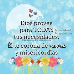 Imágenes bonitas con frases cristianas de buenos días, inicio del día, buen día para amigos cristianos o católicos, mensajes por Mery Bracho