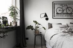 Apartamento de 44 metros² con decoración en blanco y negro 17