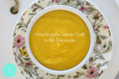 How to Make Lemon Curd in a Thermomix - Thermobliss Lemon Curd Recipe, Lemon Sauce, Lemon Recipes, Sweet Recipes, Recipe Using Lemons, Relish Sauce, Bellini Recipe, Butter Spread, Quick Easy Meals