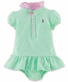 Baby kleid ralph lauren