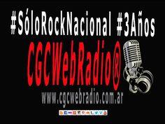 @CGCWebRadio #SóloRockNacional @CGCWebRadioArg #SóloRockNacional @ComoVinoLaMano #SóloRockNacional @CGCRecordingSA