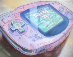 Gameboy Advance.
