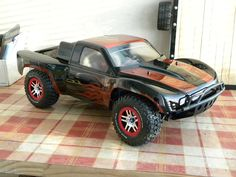 RC Garage :: Traxxas Slash 4x4