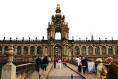 Zwinger Palace, Dresden, Germany (by LinksmanJD)