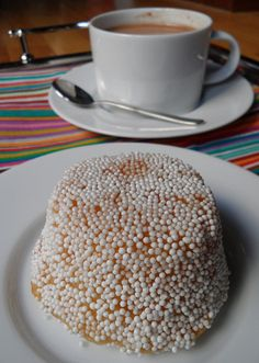 By now, you all know about my deeply rooted love for pan dulce, especially for a particular chochito-covered panque from El Globo called el garibaldi. In fact, El Globo is credited as the original maker of garibaldi, a little pound cake bathed in apricot jam and covered in white nonpareils. Many bakeries in Mexico try...Read More »