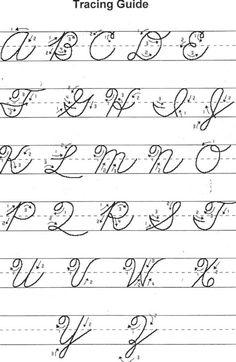 Cursive Alphabet Printable, Cursive Letters Worksheet, Cursive Writing Practice Sheets, Handwriting Worksheets For Kindergarten, Teaching Cursive Writing, Learning Cursive, Handwriting Practice Worksheets, Cursive Words, Handwriting Alphabet