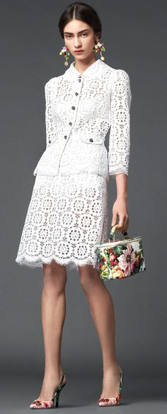 Super crochet clothes for women dresses white lace ideas Dress Skirt, Peplum Dress, Lace Dress, Dress Up, White Dress, White Lace, Skirt Suit, White White, Lace Skirt