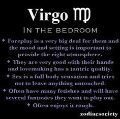 Virgo and leo sex